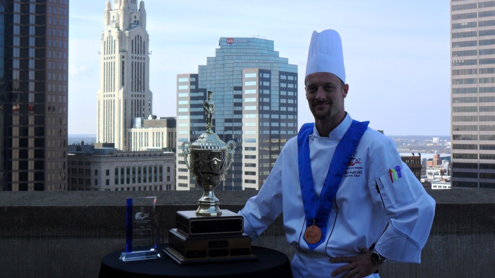 Sheraton Columbus Hotel at Capitol Square - Chef Matt Smith, CEC