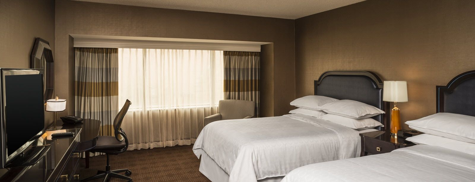 Columbus accommodations - Double Guest Room